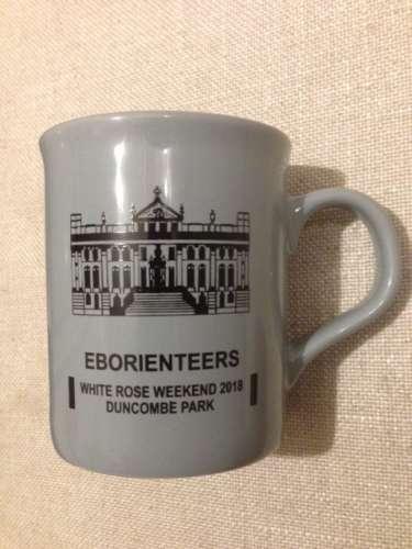 The Coveted White Rose Mug