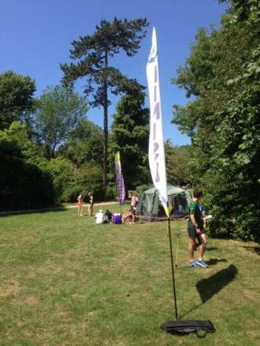 Hampden Park Finish