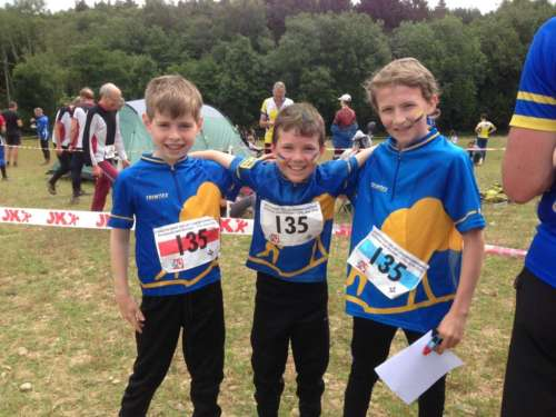 Southdowns Junior Team