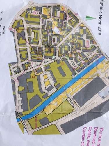 SE Sprint Final Map - Course 2