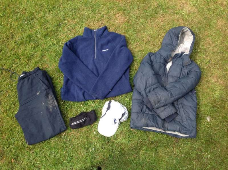 Lost property from Sunny Sussex