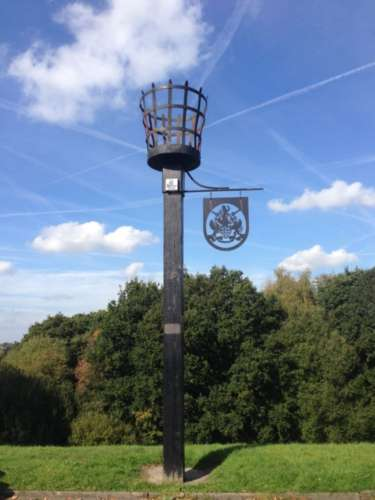 Crawley's Millennium Beacon