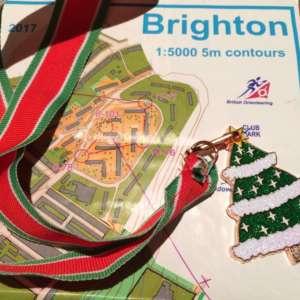 Brighton Medal